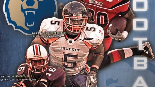 2012 Morgan St. FB Cover Design