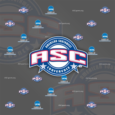 American Southwest Conference Media Backdrop