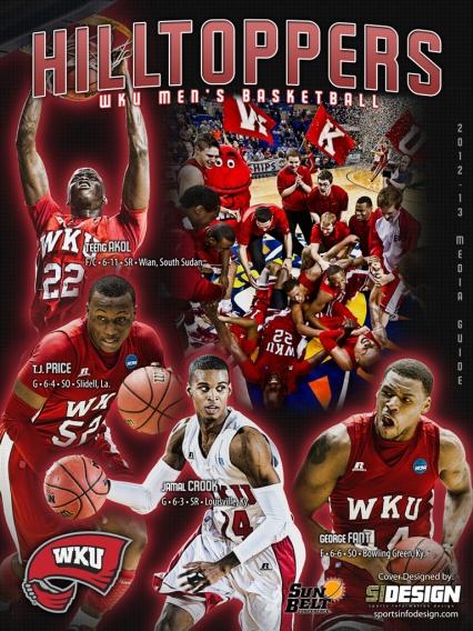 WKU MBB 12-13 Cover