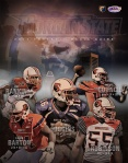 2013 Morgan State Football Cover - SIDesign