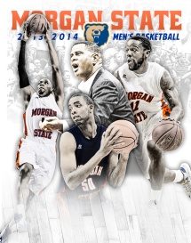 SIDesign created the 2013-14 Men's Basketball Media Guide Cover